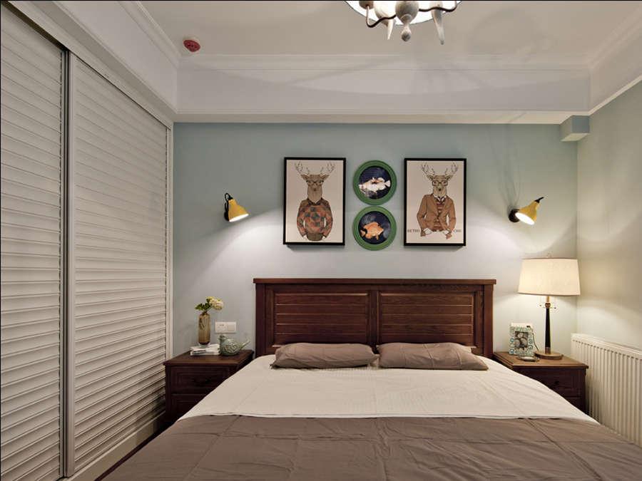 海曙区绿地观堂三室两厅两卫装修效果图