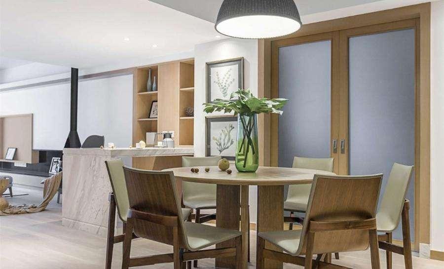 鄞州悦峰园五室两厅214㎡现代风格装修效果图
